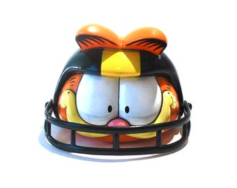 Garfield NFL Steelers Helmet Bank by Enesco