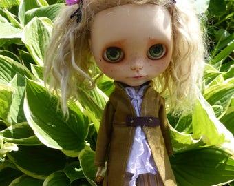 Blythe Mori Coat, Blouse & Pants (BD11417)