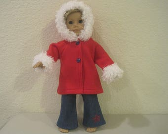"""18"""" doll cost and jeans to fit american girl dolls"""