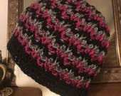 The Scrappy Hat - Messy Bun Beanie - Made to Order