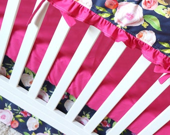 Custom Crib Bedding By Giggle Six Baby By Gigglesixbaby On