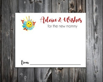 25 You Are My Sunshine Baby Shower Advice and Wishes