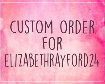 Foil Printing upgrade for elizabethrayford24