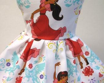 Elena of Avalon, Sleeveless Dress for your 18 Inch Doll B