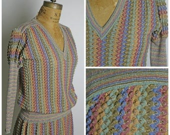 1960s Knit Missoni Tunic