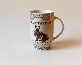 Year of Rabbit Mug 20 oz.