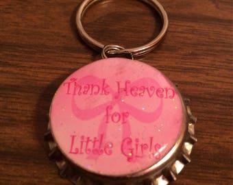 Thank Heaven Keychains