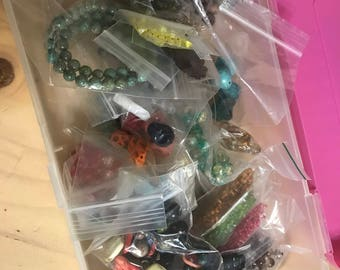 Beads - Gemstones Destash