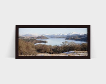 Scottish Highlands - Original Photographic Print