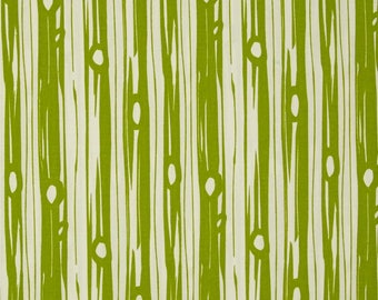 Bear Bois Grass From Birch Organic Fabric's Bear Camp Collection
