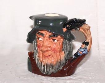 Royal Doulton Rip Van Winkle D6463 – Royal Doulton Liquor Container. Royal doulton character jug