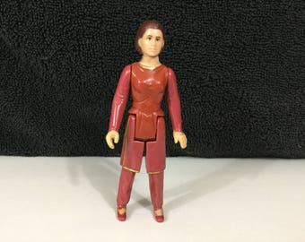 Vintage 1980 Star Wars, The Empire Strikes Back, Princess Leia Organa (Bespin Gown) Figure