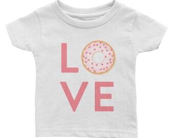 Donut Love Baby Tee