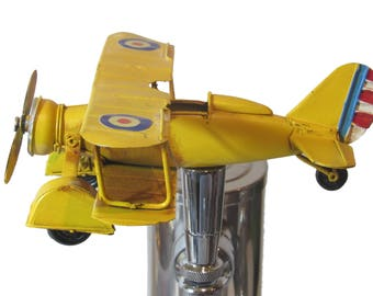 Airplane Beer Tap Handle