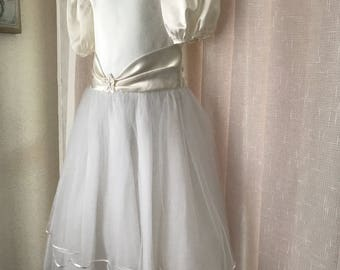 Sugar Plum Girls Formal Dress, size 8