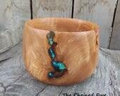 Yarn Bowl, Ash Wood