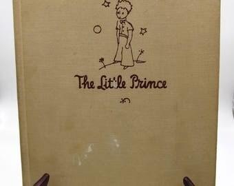 Vintage 1943 The Little Prince, Antoine De Saint-Exupery The LIttle Prince, Vintage The Little Prince Collectors, Vintage Book Collectors