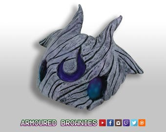 Kindred Wolf Mask, League of Legends Cosplay