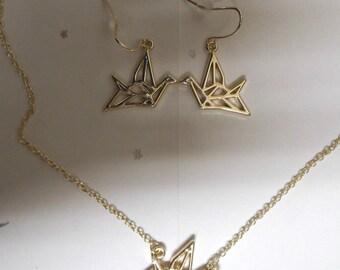 Origami Crane Set