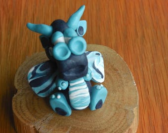 Collectable Polymer Clay Dragon