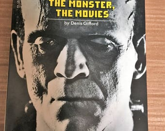 Book, Karloff the man, the monster, the movies. by Denis Gifford.