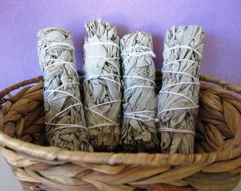Smudge, Sage, Sage Bundle, Sage Incense, White Sage, Smudge Stick, Cleansing