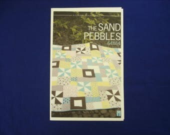 Quilt Pattern The Sand Pebbles