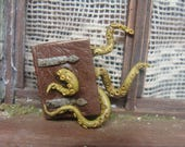 witchy book - 12th scale