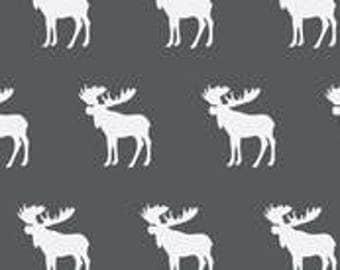 Moose Crib Sheet - several color options
