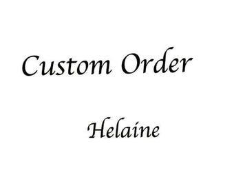 CUSTOM ORDER - Purple Seascape Ceramic Tiles - Mosaic Supply