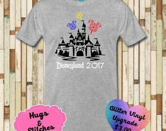 Disneyland Fireworks Shirt