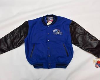 Giants jacket | Etsy