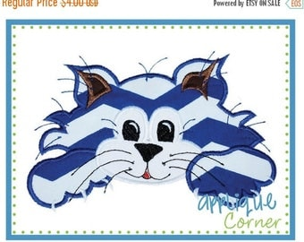 40% OFF 229 Wildcat applique design in digital format for embroidery machine by Applique Corner