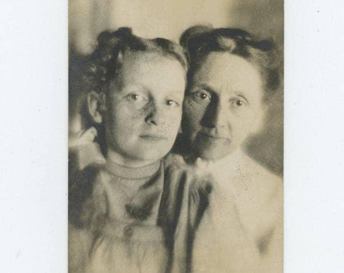 Generations: Vintage Snapshot Photo RPPC, c1910s [82653]