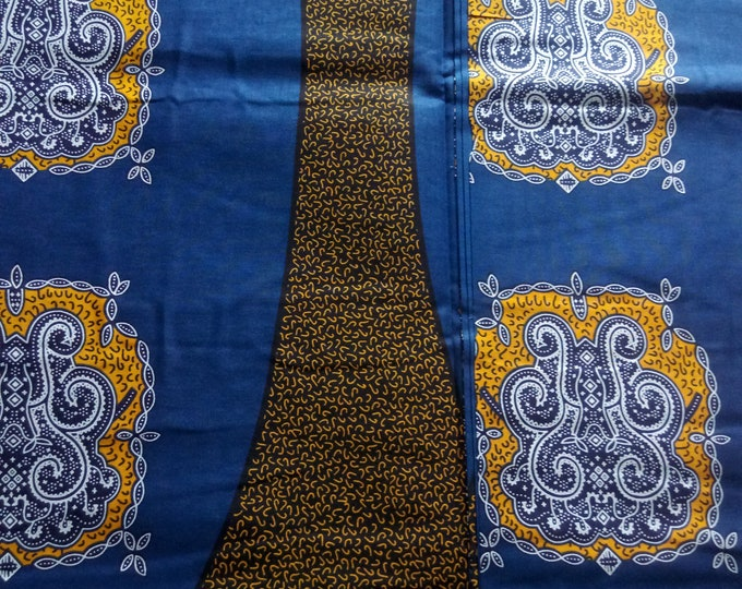 African  Fabrics For Craft Making Dresses Shirts  skirts /Sewing Fabric /Kitenge Pagnes Chitenge/ Cotton Fabrics/Lapa Sold By Yard