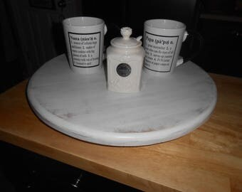 large white lazy susan 18 inch lazy susan cake stand large wood server