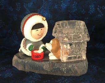 1993 Frosty Friends #14  Hallmark QX4142