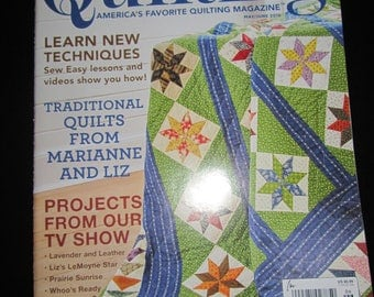 Fons & Orter's Love of QUilting May/June 2015