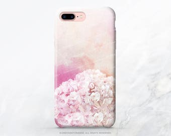 iPhone 7 Case Hydrangea iPhone 7 Plus iPhone 6s Case iPhone SE Case iPhone 6 Case iPhone 5S Case Galaxy S8 Case Galaxy S8 Plus Case I116