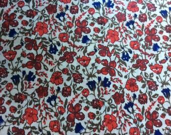 Helena's Meadow D - Liberty London tana lawn fabric