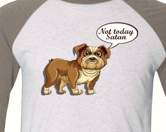Christian Hoodies   Christian T Shirts   Women's T Shirts  Not Today Satan  Christian Tees & Tops Scripture T Shirts Christian Tees