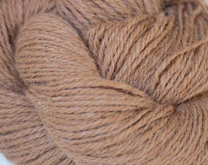 Gorgeous Brown Alpaca Yarn