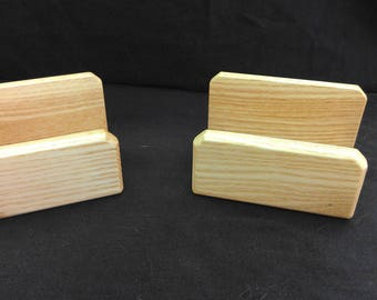 Ash Business Card Holders