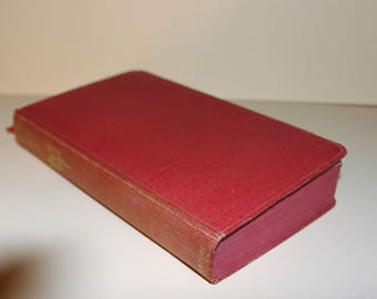 Vintage The Cantebury Tales by Geoffrey Chaucer from the Text of W,W, Skeat