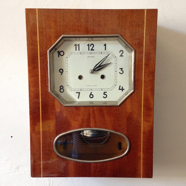 Wall clock with chimes pendulum clock soviet clock description grandfather clock amipublicfo Images