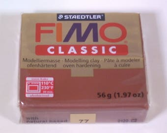 Bread chocolate Fimo Classic 56gr