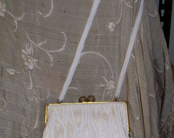 1950s Beaded Evening Bag