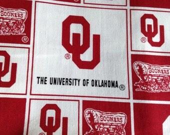 Oklahoma Cotton Fabric, 1 yard