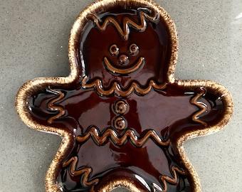 Happy Hull Gingerbread Man
