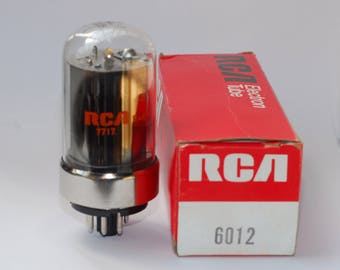 RCA 6012 Thyratron tube
